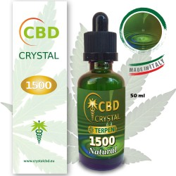 Crystal CBD 1500 Natural