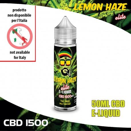 Lemon Haze Elite CBD 1500