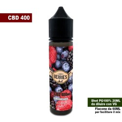 Berries CBD 400 Concentrated
