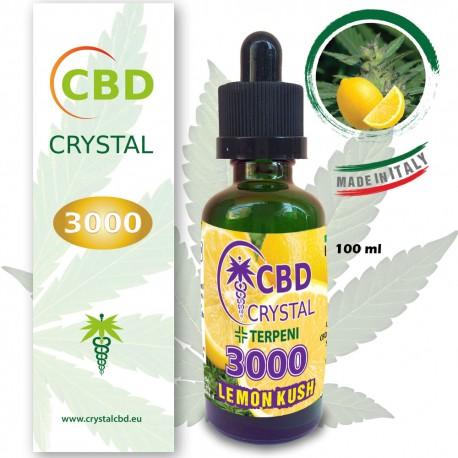 Crystal CBD 1500 Sativa Mr Kush