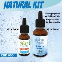 Natural Kit CBD 600