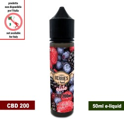 Berries Elite CBD 200