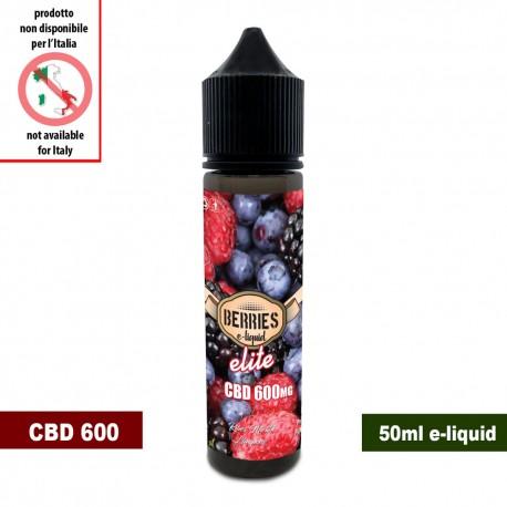 Berries Elite CBD 600