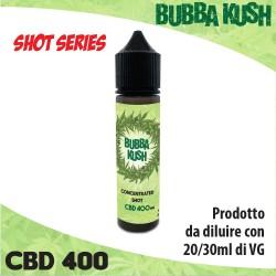 Bubba Kush CBD 400 Concentrated