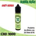 Bubba Kush CBD 1000 Concentrated