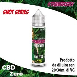 Strawberry CBD ZERO Concentrated