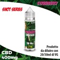 Strawberry CBD 400 Concentrated
