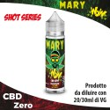 Mary WoW CBD ZERO Concentrated
