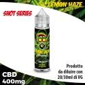 Lemon Haze CBD 400 Concentrated