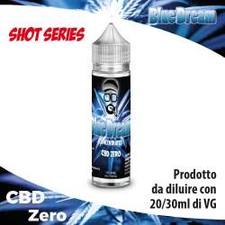 Blue Dream CBD ZERO Concentrated