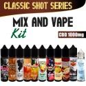 Classici Mix and Vape CBD 1000