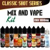 Classic Mix and Vape CBD 1000