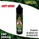 Amnesia CBD 500 Concentrated