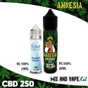 Amnesia CBD 250 Mix and Vape