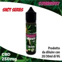 Strawberry CBD 250 Concentrated