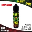 Mary WoW CBD 250 Concentrated