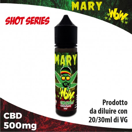 Mary WoW CBD 500