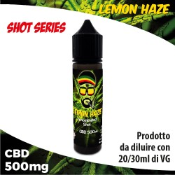Lemon Haze CBD 500 Concentrated