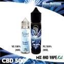 Blue Dream CBD 500 Mix and Vape