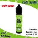 O.G. Kush CBD 500 Concentrated