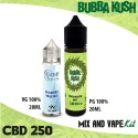 Bubba Kush CBD 250 Mix and Vape