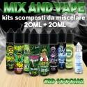 Cannabis Terpeni CBD 1000 Mix and Vape
