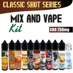 Classici Mix and Vape CBD 250