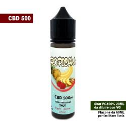Tropicana CBD 500 Concentrated
