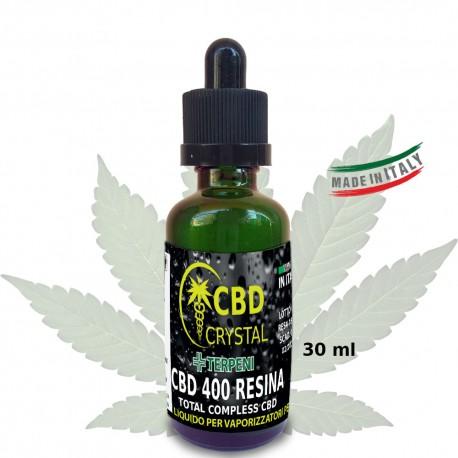 Crystal CBD 400 Resina