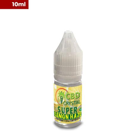 Concentrated flavor Super Lemon Haze 10ml