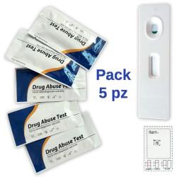 THC TEST confezione 5x