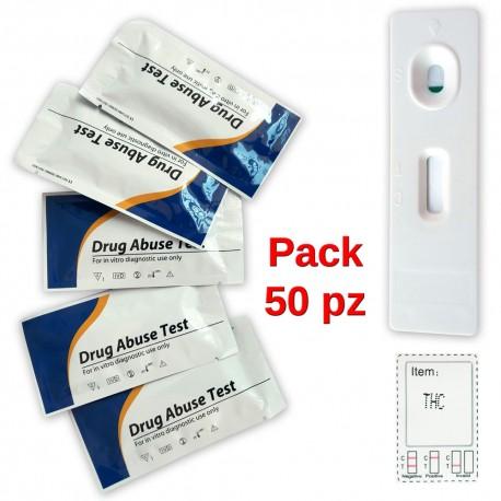 THC TEST confezione 50x
