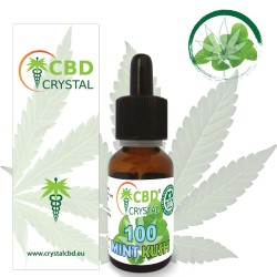 Crystal CBD 100 Mint Kush