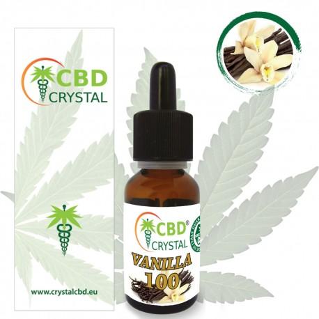 Crystal CBD 100 Vanilla