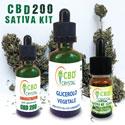 Sativa Kit CBD 200