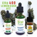 Lemon Kush Kit CBD 400