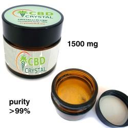 Cristalli puri CBD 1500