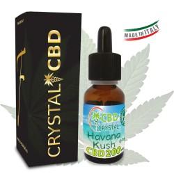Crystal CBD 200 Havana Kush