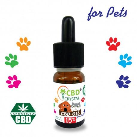 CBD OIL for pets 15%