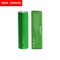 Sony battery 18650 VTC5A 2600mAh