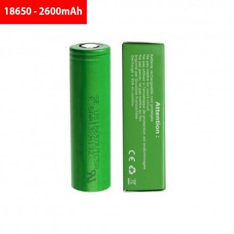 Sony battery 18650 VTC5A 2600mAh