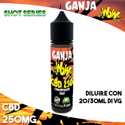 Ganja Wow Concentrated 20ml