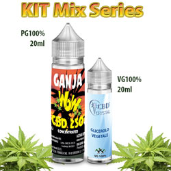 Ganja WoW CBD 250 Mix and Vape