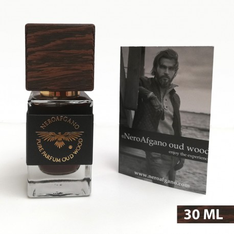 Nero Afgano Oud Wood 30ml