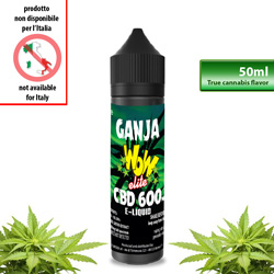 Ganja WoW 600 Elite 50ml