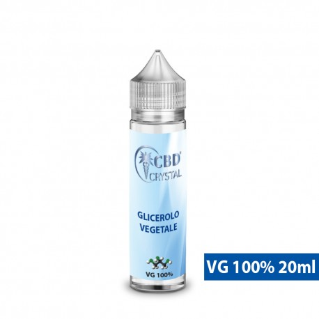 Vegetable Glycerol VG100% 20ml