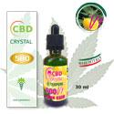 Crystal CBD 500 V1 Lemon Kush