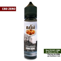 O' Babà CBD ZERO Concentrated