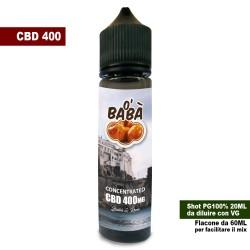 O' Babà CBD 400 Concentrated