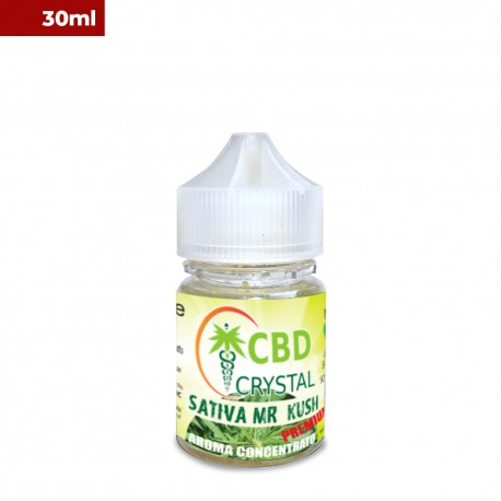 Concentrated Sativa Extract 30ml